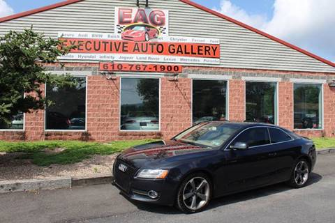 2012 Audi A5 for sale in Walnutport, PA