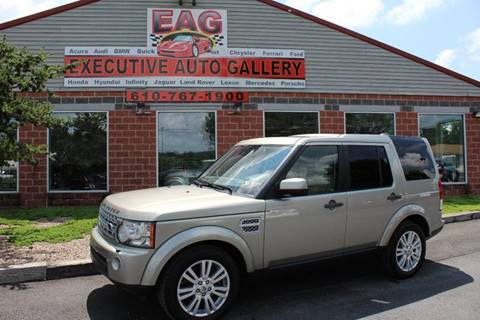 2012 Land Rover LR4 for sale in Walnutport, PA