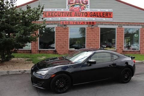 2017 Subaru BRZ for sale in Walnutport, PA