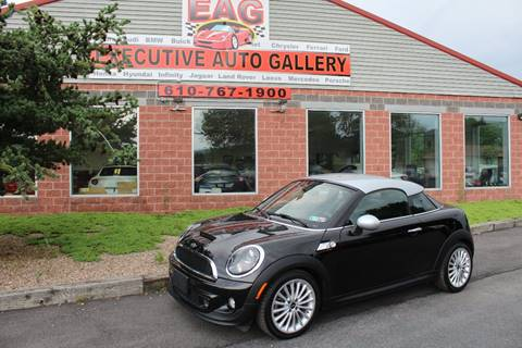 2014 MINI Coupe for sale in Walnutport, PA