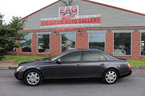 2005 Maybach 57 for sale in Walnutport, PA