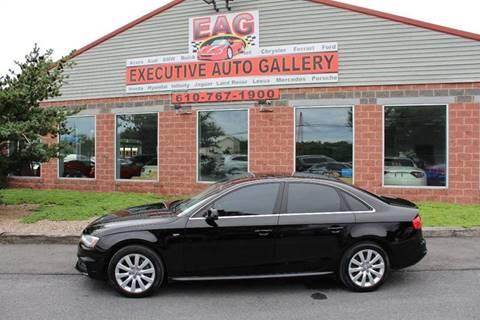 2015 Audi A4 for sale in Walnutport, PA
