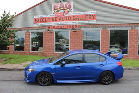 2016 Subaru WRX for sale in Walnutport, PA