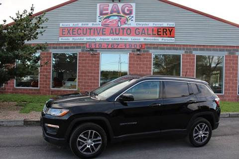 2018 Jeep Compass for sale in Walnutport, PA