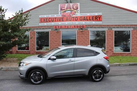 2018 Honda HR-V for sale in Walnutport, PA