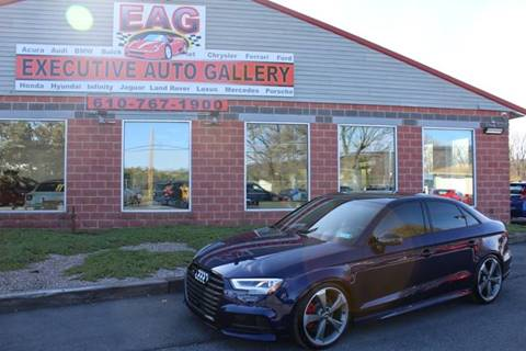 2019 Audi S3 for sale in Walnutport, PA