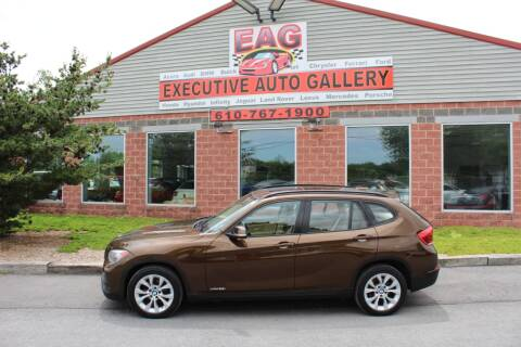 2014 BMW X1 xDrive28i for sale at EXECUTIVE AUTO GALLERY INC in Walnutport PA