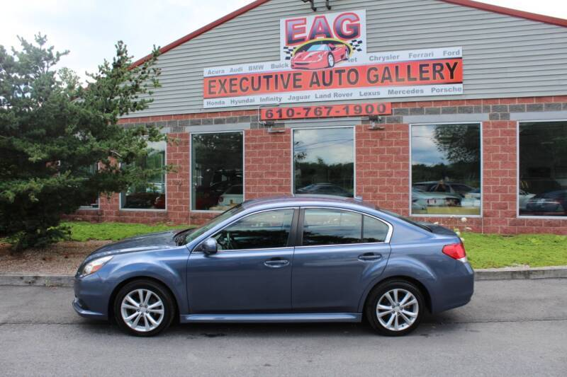 2014 Subaru Legacy for sale at EXECUTIVE AUTO GALLERY INC in Walnutport PA