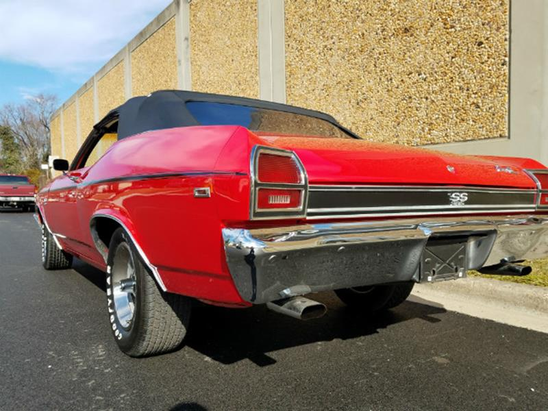 1969 Chevrolet Chevelle Convertible In Linthicum MD - Universal Auto ...