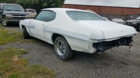 1970 Pontiac GTO for sale in Linthicum, MD