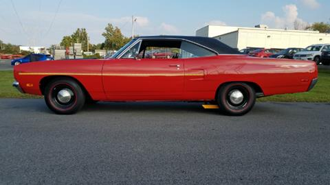 Plymouth Roadrunner For Sale Carsforsale Com