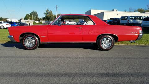 1965 Pontiac GTO for sale in Linthicum, MD