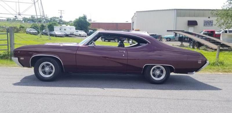 Buick GS400 Stage 1