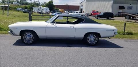 1969 Chevrolet Malibu for sale in Linthicum, MD