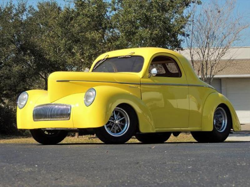 1941 Willys Coupe RESTO-MOD In Linthicum MD - Universal