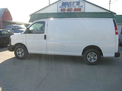 2008 Chevrolet Express Cargo for sale in Dale, IN