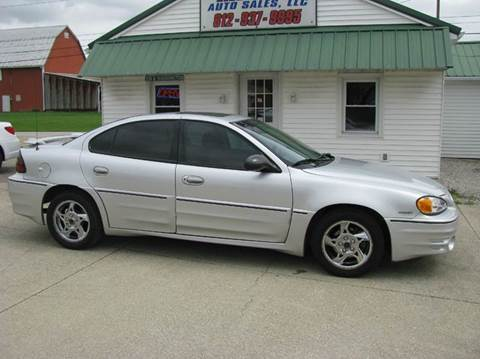 2002 Pontiac Grand Am for sale in Dale IN