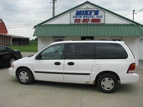 2003 Ford Windstar for sale in Dale, IN