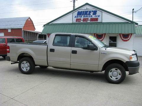 2008 Ford F-150 for sale at Mikes Auto Sales LLC in Dale IN