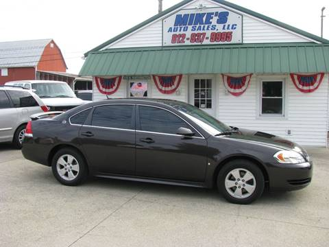 2009 Chevrolet Impala for sale in Dale IN