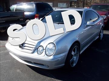 2001 Mercedes-Benz CLK