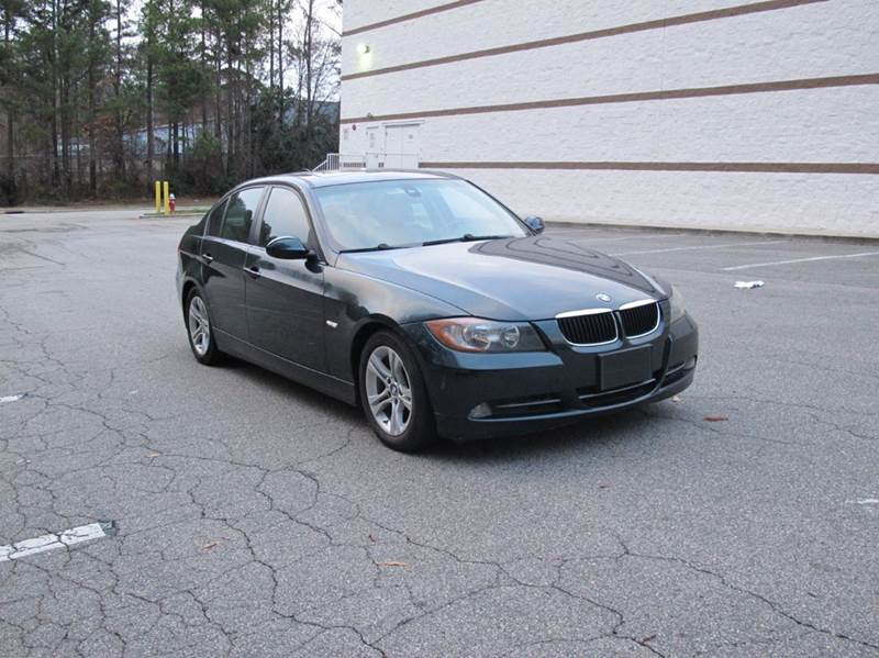 2008 BMW 3 Series for sale at Best Import Auto Sales Inc. in Raleigh NC