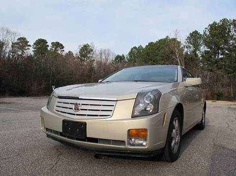 2007 Cadillac CTS for sale at Best Import Auto Sales Inc. in Raleigh NC