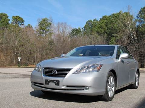 2007 Lexus ES 350 for sale at Best Import Auto Sales Inc. in Raleigh NC