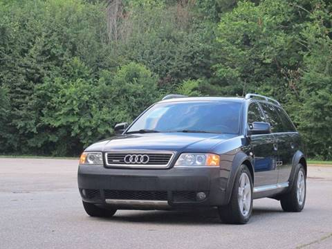 2003 Audi Allroad for sale at Best Import Auto Sales Inc. in Raleigh NC
