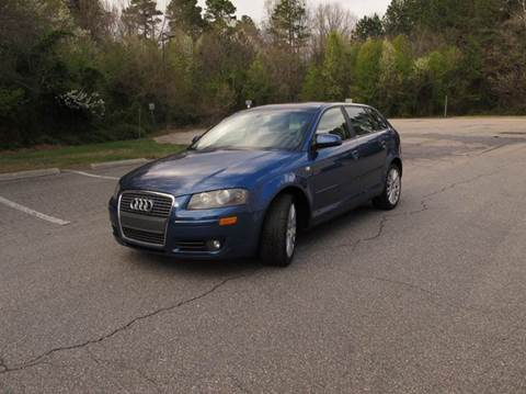2006 Audi A3 for sale at Best Import Auto Sales Inc. in Raleigh NC