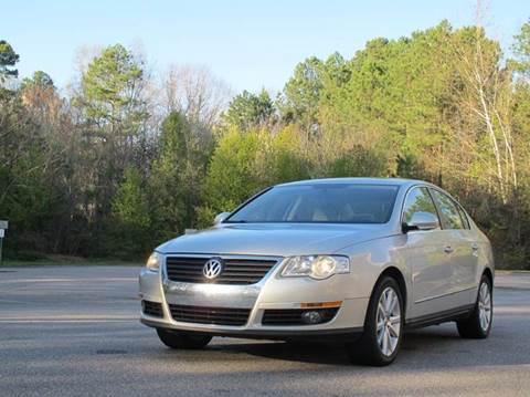 2010 Volkswagen Passat for sale at Best Import Auto Sales Inc. in Raleigh NC