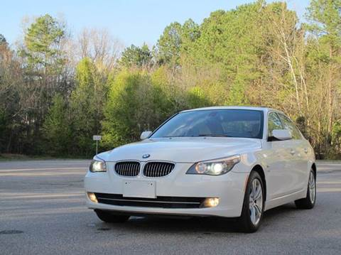 2009 BMW 5 Series for sale at Best Import Auto Sales Inc. in Raleigh NC