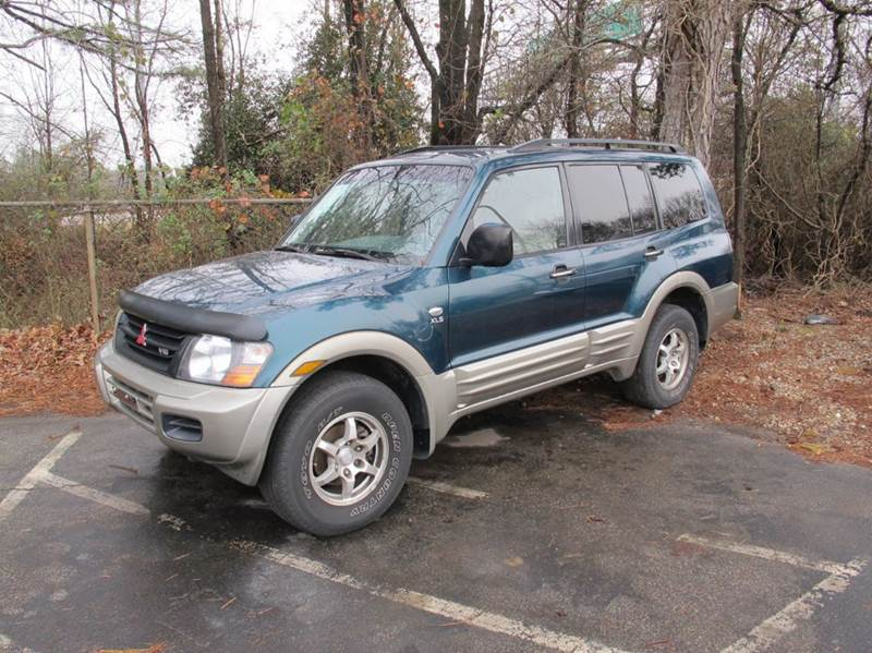 2001 Mitsubishi Montero for sale at Best Import Auto Sales Inc. in Raleigh NC