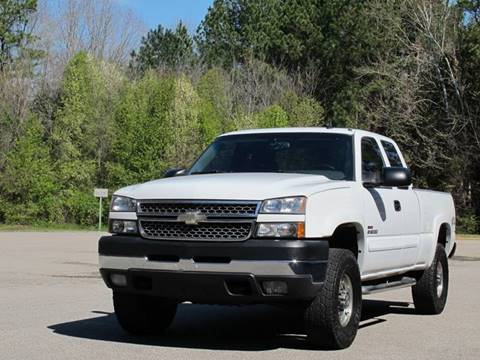 2005 Chevrolet Silverado 2500HD for sale at Best Import Auto Sales Inc. in Raleigh NC