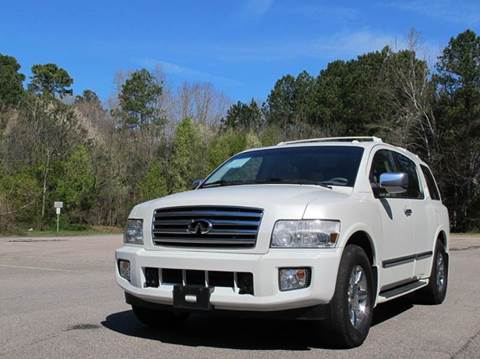 2007 Infiniti QX56 for sale at Best Import Auto Sales Inc. in Raleigh NC