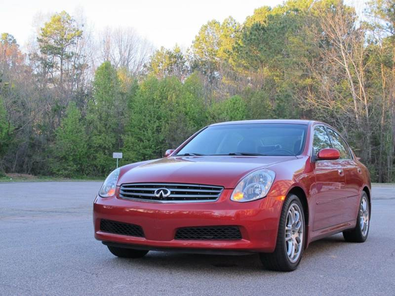 2005 Infiniti G35 for sale at Best Import Auto Sales Inc. in Raleigh NC