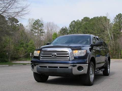 2008 Toyota Tundra for sale at Best Import Auto Sales Inc. in Raleigh NC