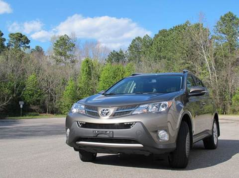 2014 Toyota RAV4 for sale at Best Import Auto Sales Inc. in Raleigh NC