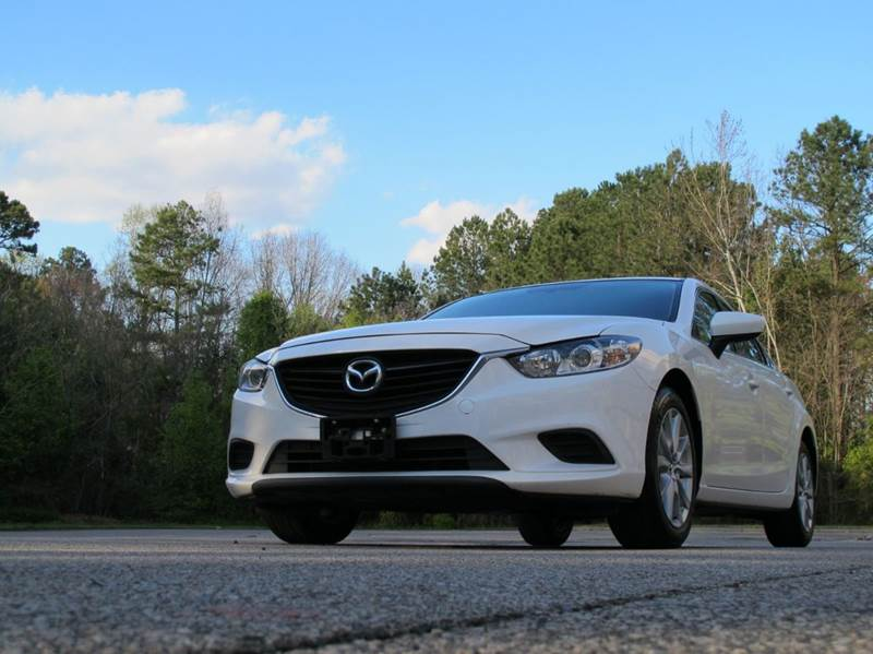 2014 Mazda MAZDA6 for sale at Best Import Auto Sales Inc. in Raleigh NC