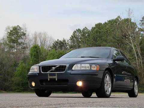 2006 Volvo S60 for sale at Best Import Auto Sales Inc. in Raleigh NC