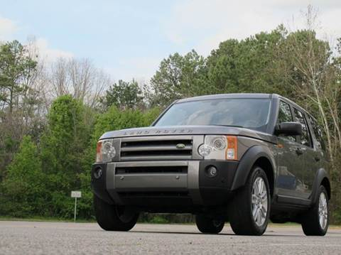 2008 Land Rover LR3 for sale at Best Import Auto Sales Inc. in Raleigh NC