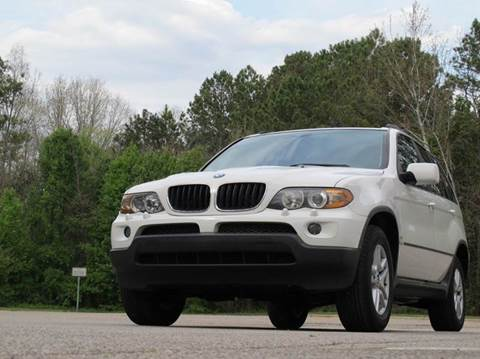 2004 BMW X5 for sale at Best Import Auto Sales Inc. in Raleigh NC