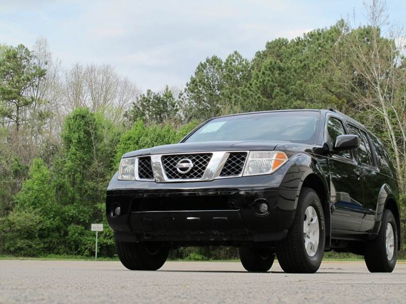 nissan pathfinder se  road dr suv wd  raleigh nc  import auto sales