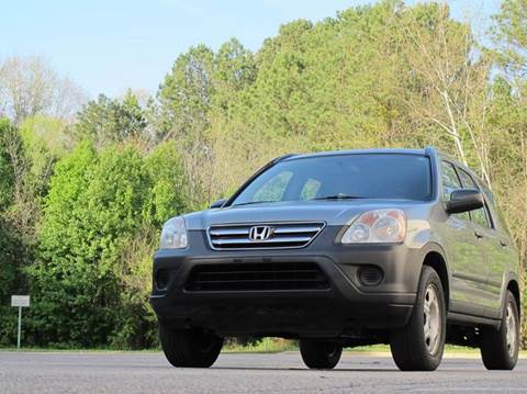 2005 Honda CR-V for sale at Best Import Auto Sales Inc. in Raleigh NC