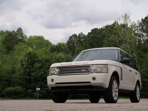 2006 Land Rover Range Rover for sale at Best Import Auto Sales Inc. in Raleigh NC