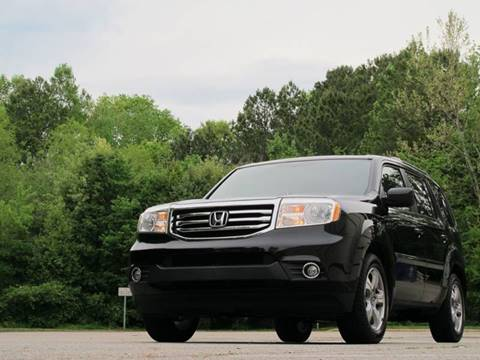 2013 Honda Pilot for sale at Best Import Auto Sales Inc. in Raleigh NC