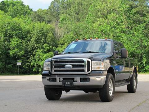 2006 Ford F-250 Super Duty for sale at Best Import Auto Sales Inc. in Raleigh NC