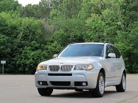 2007 BMW X3 for sale at Best Import Auto Sales Inc. in Raleigh NC