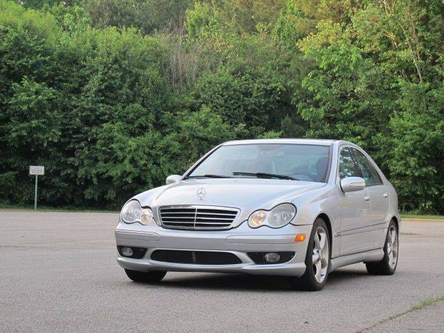 2006 Mercedes-Benz C-Class for sale at Best Import Auto Sales Inc. in Raleigh NC