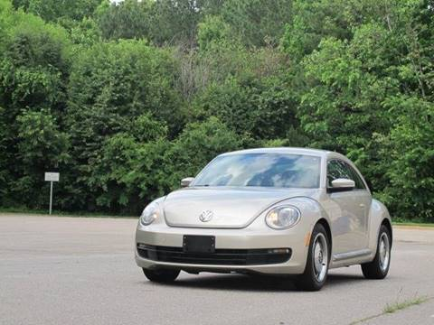 2012 Volkswagen Beetle for sale at Best Import Auto Sales Inc. in Raleigh NC